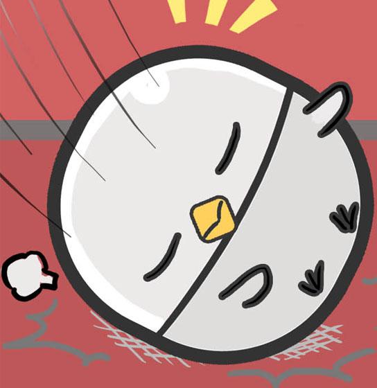 《扭蛋雞漫畫》第26話
