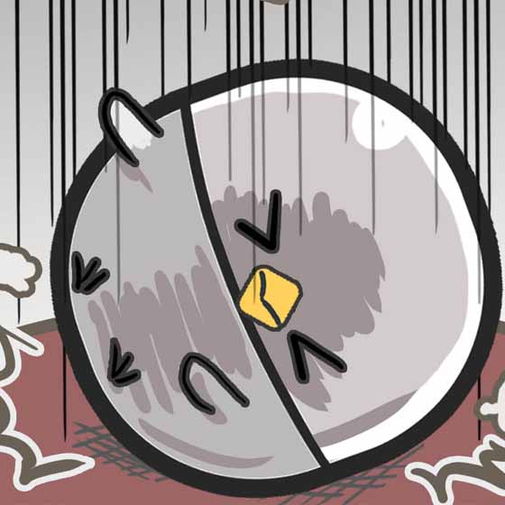《扭蛋雞漫畫》第30話